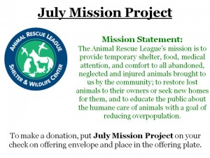 July Mission Project 2014-1